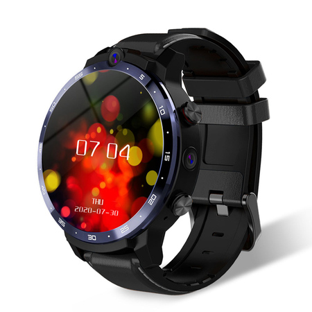 LEMFO LEM12 PRO Smart Watch Android 10 MT6762 CPU 4G 64GB LTE 4G Wireless Projection 900mAh Power Ba
