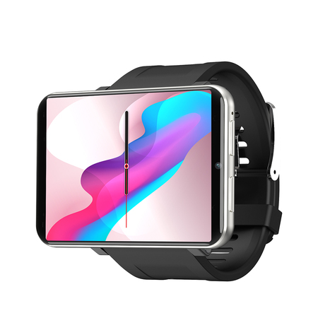 LEMFO LEM T 4G 2.86 Inch Screen Smart Watch Android 7.1 3GB 32GB 5MP Camera 480*640 Resolution 2700m